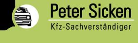 Kfz-Guatchter Sicken in Köln, Bonn, Siegburg